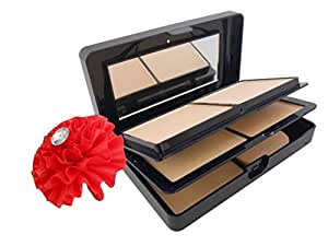 NYN GCI 5 In 1 Compact Powder-80105