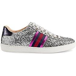 Gucci Sneakers Donna 475213Ksp608167 Glitter Multicolor