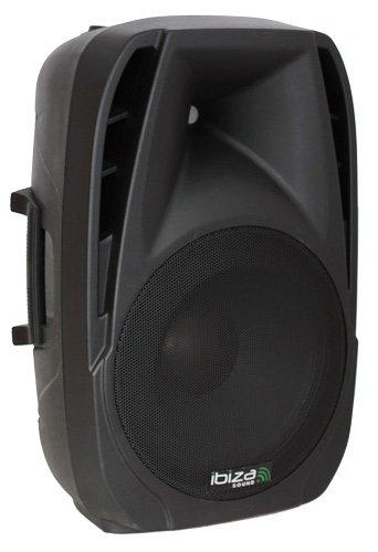 Ibiza BT8A - Bafle activo portátil, 8', 20 cm