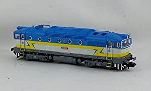 Märklin Trix 16733-Trix Locomotora Diesel Serie 750la zssk