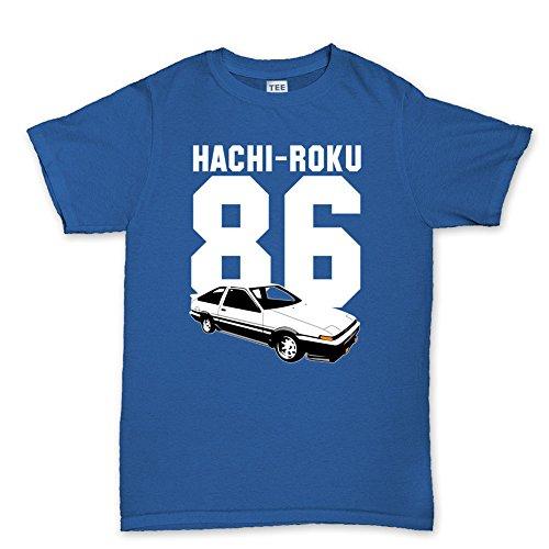 Customised_Perfection AE86 Hachiroku Corolla Drifting Levin 4A-Ge JDM Engine T-shirt