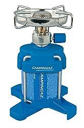 Campingaz 2000010439 Gaskocher Bleuet 206 Plus, blau (13 x 19,8 cm)