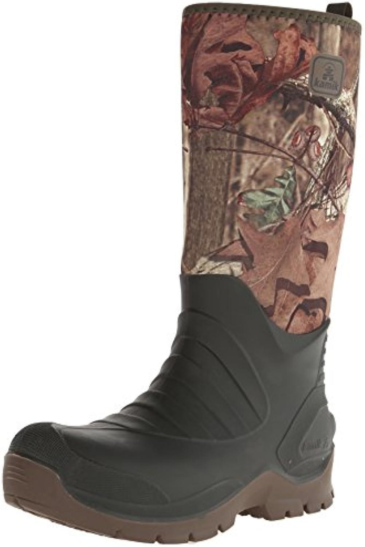 Kamik - Bushman, Stivali di Gomma Uomo   Nuovo Nuovo Nuovo Prodotto  d95d45