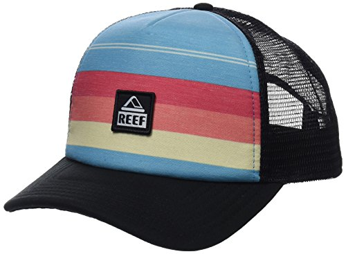 Reef_Apparel Herren Reef Peeler HAT Blue Baseball Cap, Blau, One Size