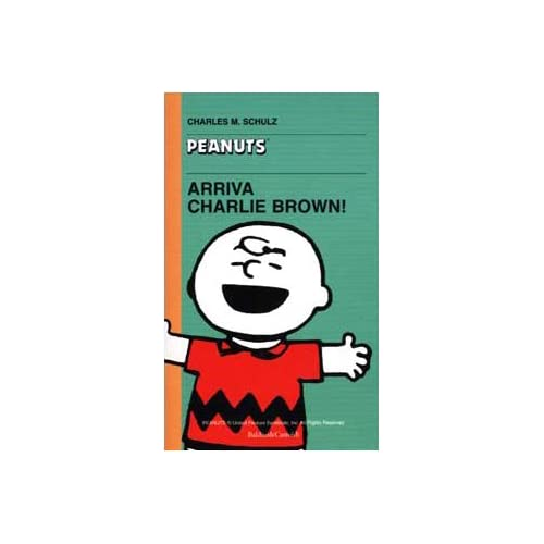 Arriva Charlie Brown!