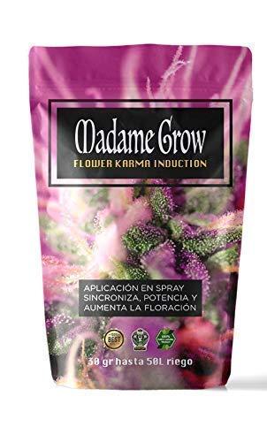 MADAME GROW, Mejor Fertilizante, Abono Orgánico, Floración, Cogollad