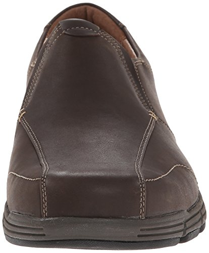 Dunham Men's Revsaber Slip-On Loafer Brown