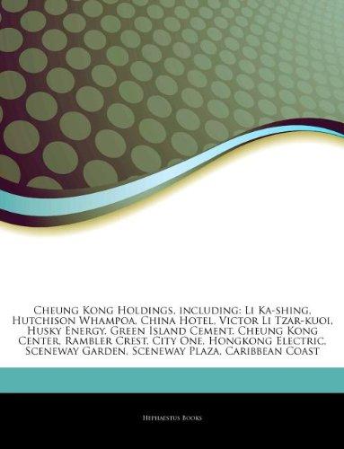 articles-on-cheung-kong-holdings-including-li-ka-shing-hutchison-whampoa-china-hotel-victor-li-tzar-