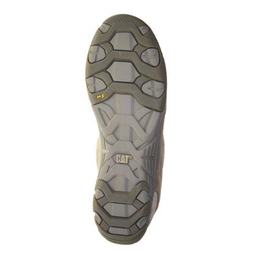 Caterpillar Yama, Sneaker uomo Beige Soft Grey Grigio (Soft Grey)
