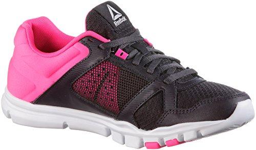 Reebok Yourflex Trainette 10mt–Chaussures rouge