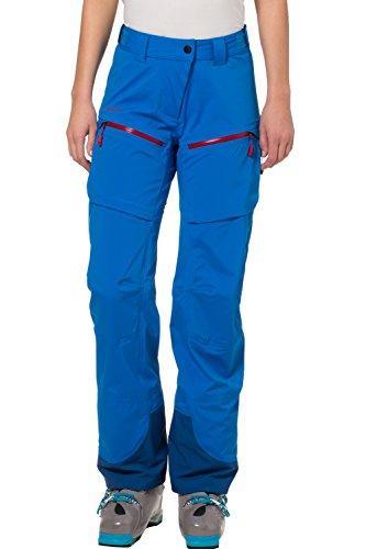 Vaude Boe Pantalon pour femme Bleu - Bleu
