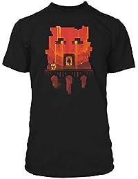 T-shirt Minecraft aperçu M