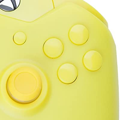 Xbox One Custom Controller -Pure Yellow Edition