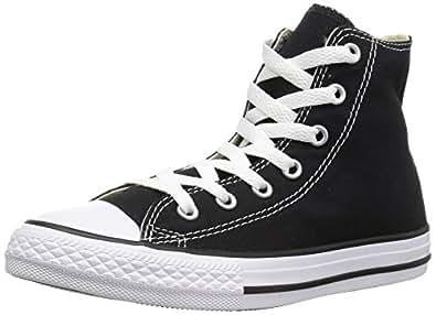 Converse Ctas Core Hi Sneaker, Unisex Adulto, Nero (Black M9160), 35