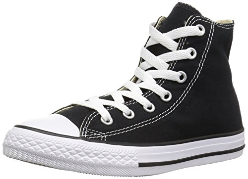 Converse Chuck Taylor All Star Core Hi, Baskets mode mixte adulte - Noir, 42 EU