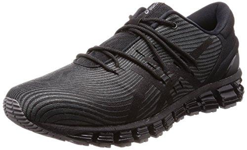 ASICS Gel-Quantum 360 4, Chaussures de Running Homme, Multicolore (Race Blue/Black 400), 42.5 EU