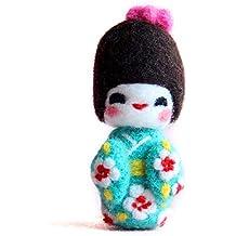 c6c2b1eca9c85 artec360 Merino fieltro agujas de lana fieltro principiante tradicional  japonés Kimono 1.4
