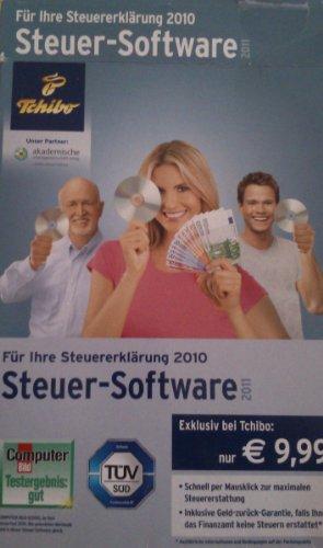 Preisvergleich Produktbild Steuer-Software 2011