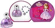 Disney Sofia The First Gift Set For Girls Eau de toilette, 50 ml + Bracelet