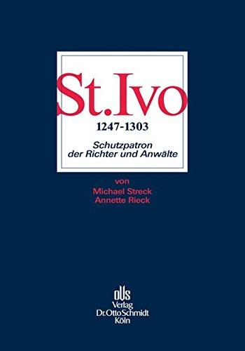 St. Ivo (1247-1303): Schutzpatron der Richter und Anwälte