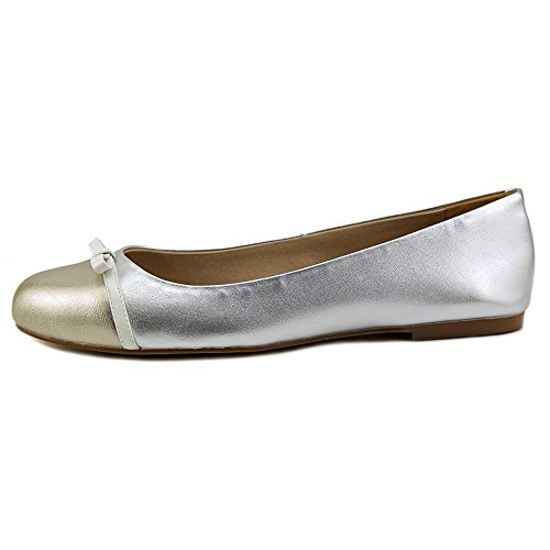 Nina Parade Femmes Synthétique Chaussure Plate Metallic Multi