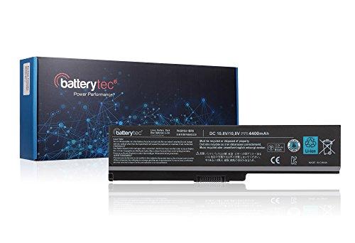 Original Batterytec® Laptop-Batterie für TOSHIBA PA3817U-1BRS PA3819U-1BRS TOSHIBA Satellite C655 L650 L650D L655 L655D L700 L745 L750 L750D L755 L755D M640 M645 P745 P755 P775 Series[10.8V 4400mAh 12 Monate Herstellergarantie] (Laptop Toshiba P775 Satellite)