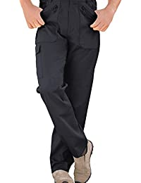 Chums Mens Fully Lined Thermal Stretch Waist Action Trouser Pants