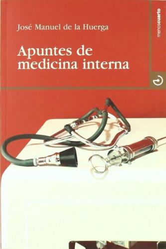 Apuntes De Medicina Interna (Cuadrante 9) por José Manuel de la Huerga Rodríguez