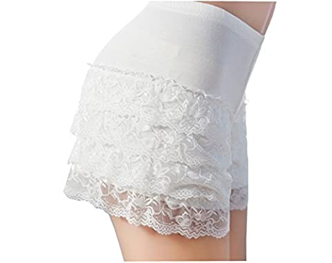 FakeFace - Costume sexy - Femme blanc blanc M-taille: 22