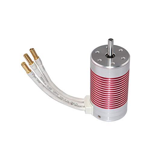 Bobury 3665 Motor 3100/2600/2100/1800 / 1550KV Ersatz für 1/8 RC Car 12 Slot Wasserbeständigkeit Brushless Motor