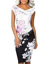 9d9d78303 Amazon.es  ofertas - Vestidos   Mujer  Ropa