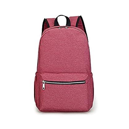 41A Kh9W6vL. SS416  - Outreo Mochilas Escolares Bolsas de Viaje Ligero Bolsos de Moda Mujer Escuela Bolso Impermeable Libro Bolso Sport Backpack