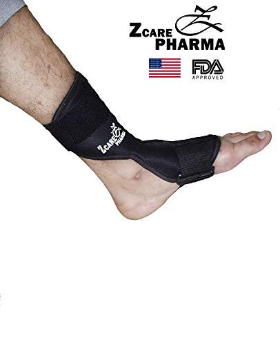 Harekrishna Fashion Foot Splint Fascitis Plantar Nocturnal Posterior Drop Ankle Fasciitis Injury Night foot drop UNIVERSAL Size