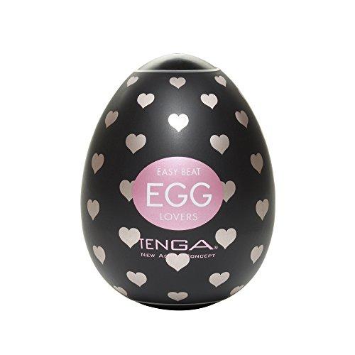 Tenga Egg Lovers Einweg-Masturbationsei limitierte Edition, Soft Boiled