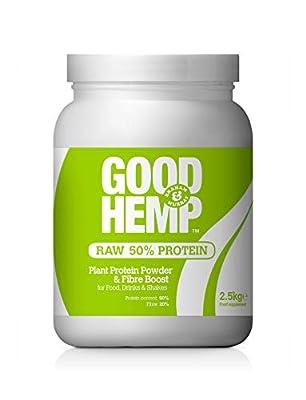 Braham And Murray Good Hemp Raw Protein Powder