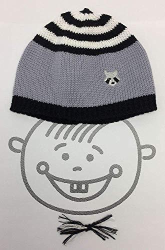 Babymütze, Kindermütze, Strickmütze, Mütze gestrickt, Babymütze Waschbär
