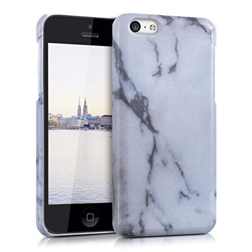 kwmobile-funda-hardcase-diseno-marmol-para-apple-iphone-5c-en-blanco-negro