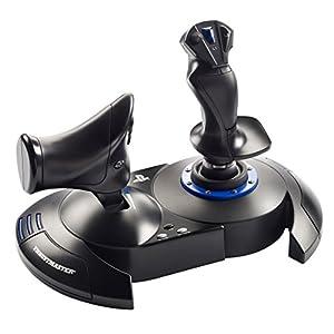 Thrustmaster T.Flight Hotas 4 Flight Stick for PS4 & PC by ThrustMaster
