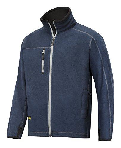 snickers-8012-ais-fleece-jacket-navy-xl