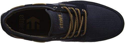 Etnies Herren Dory Skateboardschuhe Blau (480-navy/brown/white)