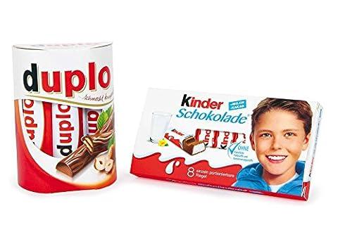 Tanner 0060.3 small foot 8296 Ferrero Duett