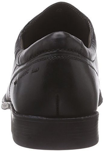 Marc Shoes Ramon Herren Slipper Schwarz (black 100)