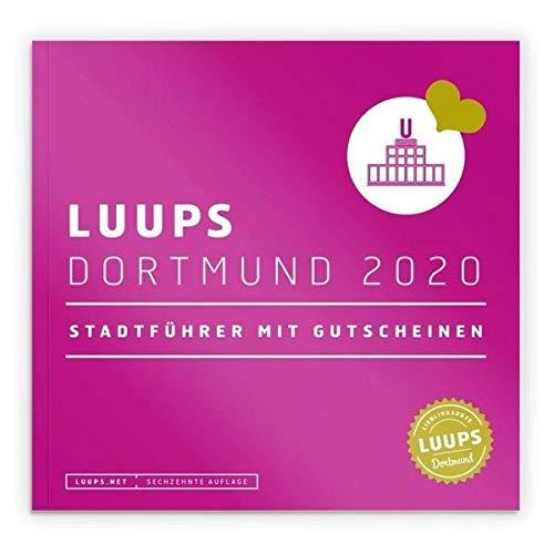 LUUPS Dortmund 2020: Stadtführer mit Gutscheinen