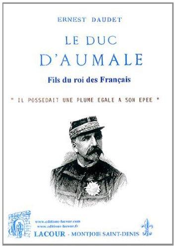 Le duc d'Aumale