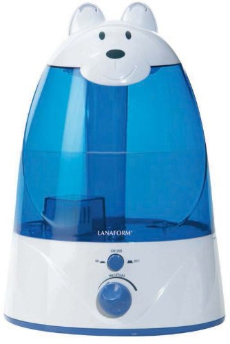 HUMIDIFICATEUR DIFFUSEUR D'HUILES ESSENTIELLES - LANAFORM CHARLY