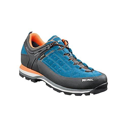Meindl hommes chaussures descalade Bleu/Orange