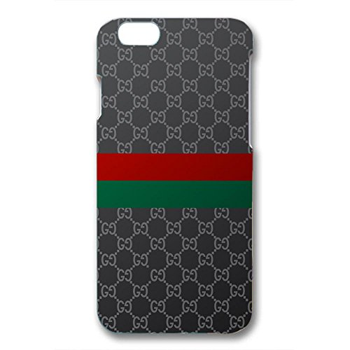 Luxury Theme GUCCI Series 3D Hard Plastic Case Cover For Iphone 6 Plus & Iphone 6S Plus GUCCI Style (Gucci Vuitton Louis)