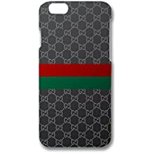 Luxury Theme GUCCI Series 3D Hard Plastic Case Cover For Iphone 6 Plus & Iphone 6S Plus GUCCI Style