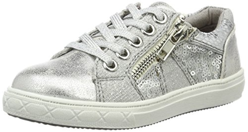 Supremo 2761213, Sneakers basses fille Argenté