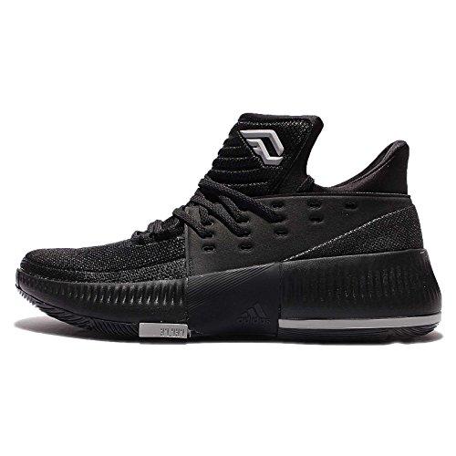 adidas , Chaussures de basket-ball pour homme Blue Red White CG3092 Cblack/Cblack/Mgsogr